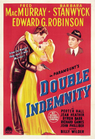 Double Indemnity film