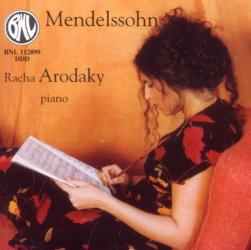 Mendelssohn Felix: Romances
