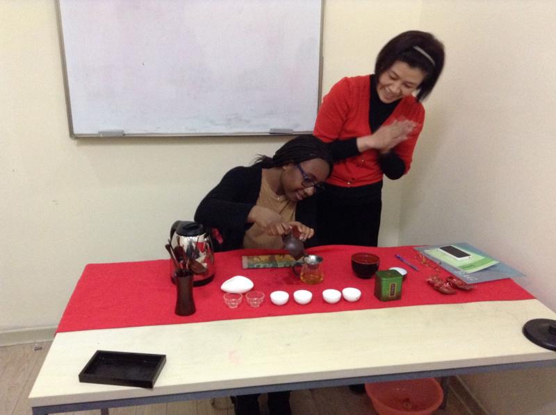 S14 Shanghai Cultural Class