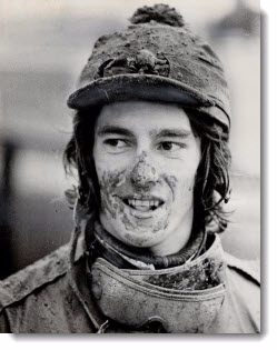 $450,000: That's what jockey Sandy Hawley expects to earn this year. 1973.