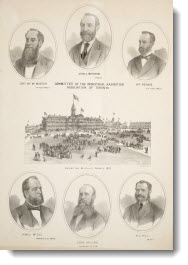 Committee of the Industrial Exhibition Association of Toronto, 1879