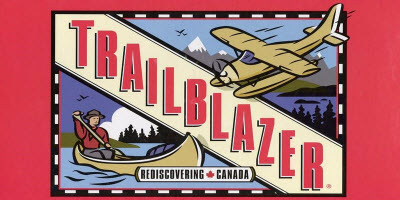Trailblazer board game