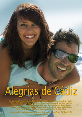 Cartel de ALEGRIAS DE CÁDIZ
