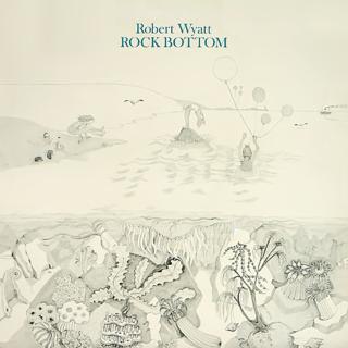 La portada original de Rock Bottom