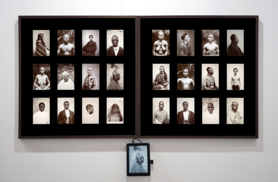 Tropologías II de Andrés Pachón. Galería Ángeles Baños en ARCOmadrid 2014