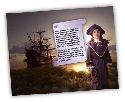 Un Cole de Cuento: La pirata mareada