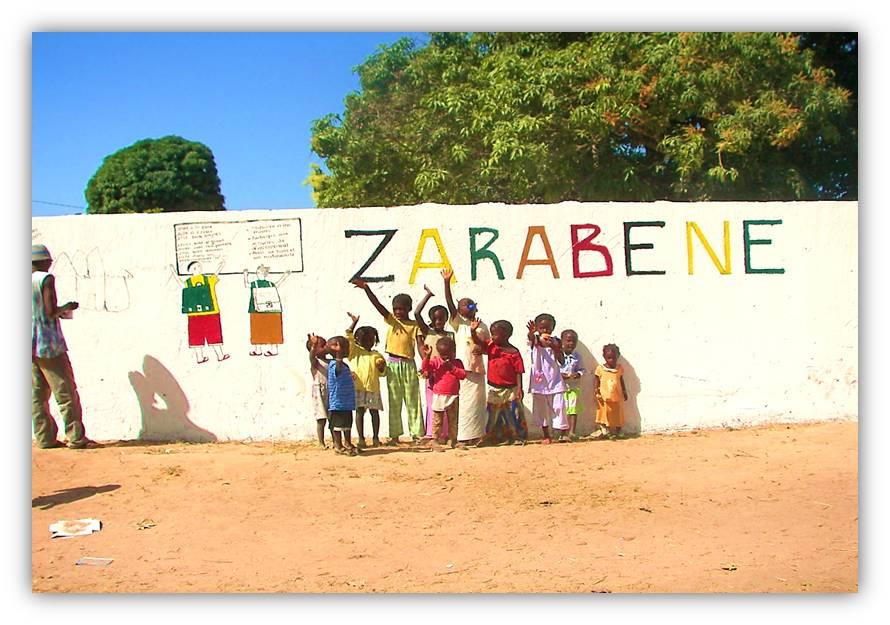 Centro Mamadou Danso Sagnan, en Abéné, Senegal. Fotografía: Asociación Zarabene.