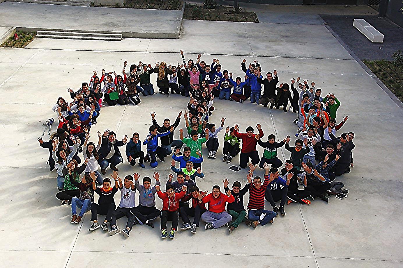 IES 'Cartima'. Espacio de Paz y de Educación en Valores.