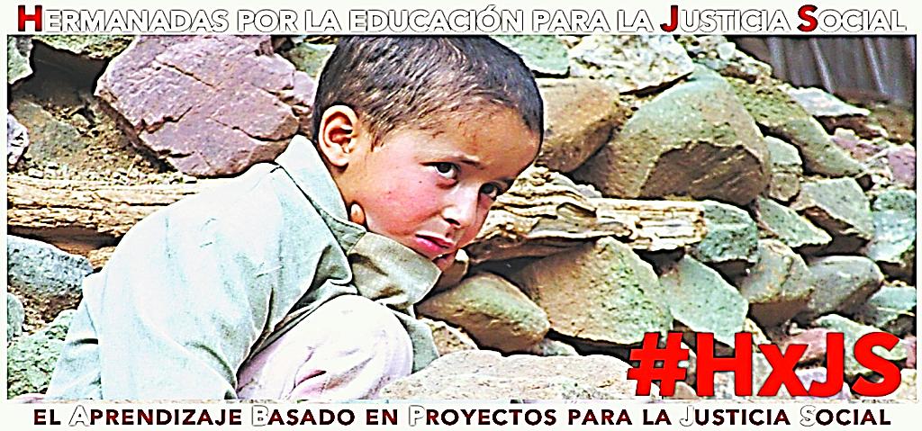 Imagen de portada del Blog 'Hermanadas por la educación para la Justicia Social'