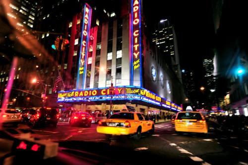 New York Spectacular at Radio City Music Hall