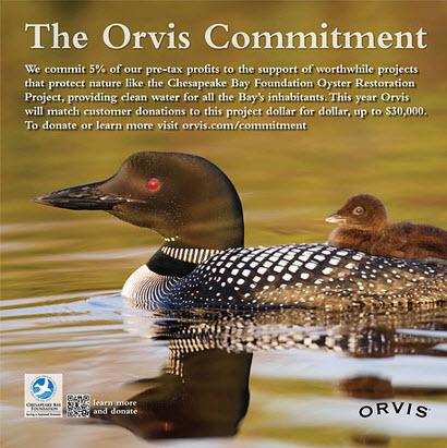 Orvis commitment