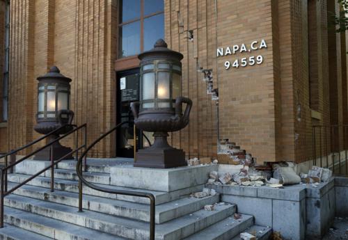 Napa post office