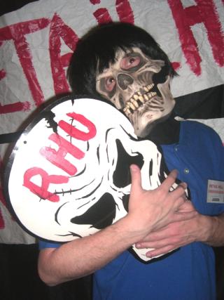 Jason skull hug