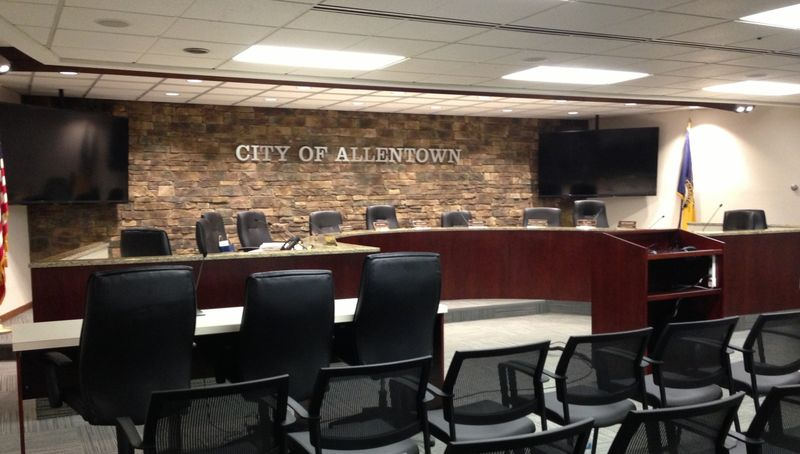 New council chambers
