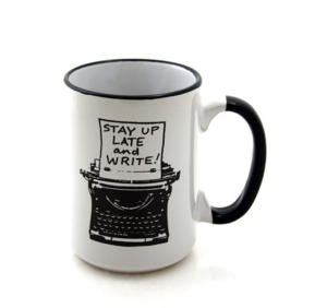 Writer mug
