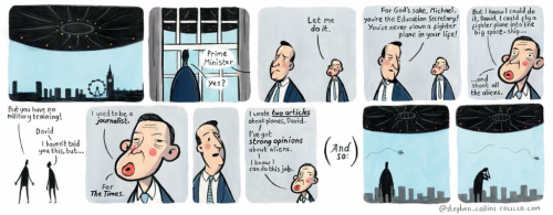 Collins Gove cartoon