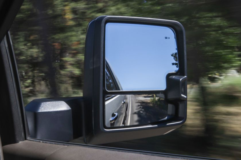 2020 Chevrolet Silverado 2500 Side View Mirror
