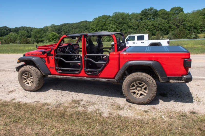 2020 Jeep Gladiator Rubicon Exterior