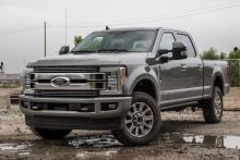 After Driving the Ford F-250 FX4 Off-Road, We're Jonesing for the Tremor