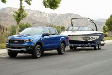 How Well Does the 2019 Ford Ranger Tow a 24-Foot Boat?