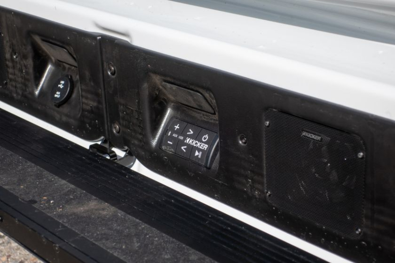 2020 GMC Sierra 2500 Tailgate Detail