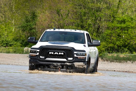 2019 Ram 2500 Power Wagon Off-Road