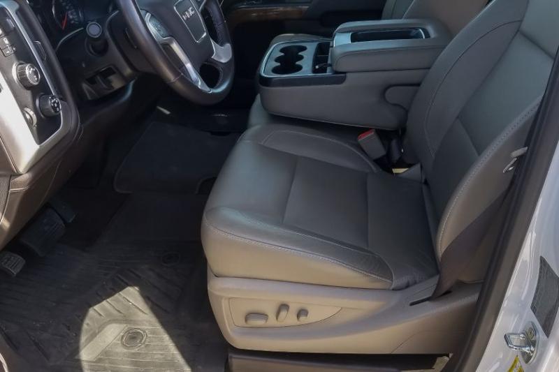 2017 GMC Sierra 3500 Driver Seat