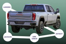 2020 GMC Sierra 2500 AT4 Diesel: Real-World Fuel Economy