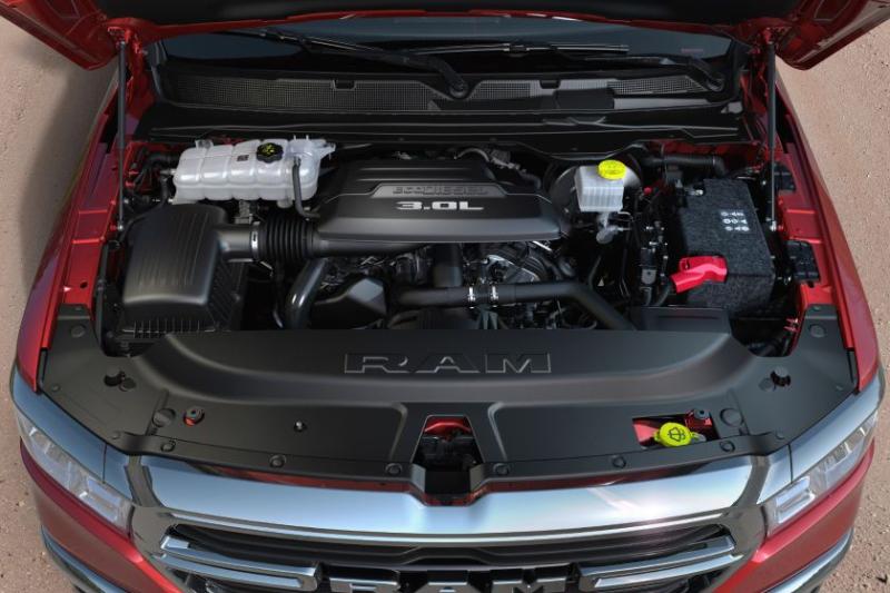 2020 Ram 1500 3.0-Liter EcoDiesel V-6