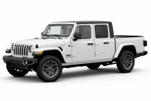 2020 Jeep Gladiator Altitude: Not the High Altitude, Just the Regular Kind