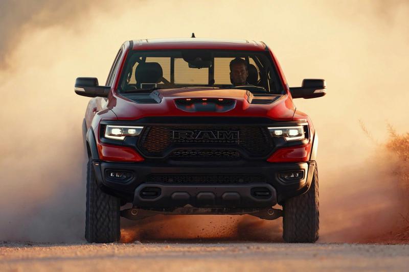 2021 Ram 1500 TRX In Desert