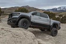 2021 Ram 1500 TRX Off-Road Tested on Sand, Dirt, Rocks and Snow