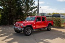2021 Jeep Gladiator Overland EcoDiesel Quick Spin