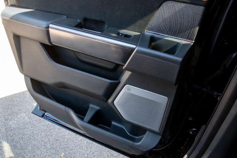 2021 Ford F-150 door