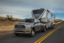 2021 Ram 3500 Retakes Torque and Gooseneck Towing Crowns (for Now, Anyway)