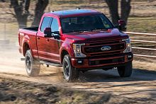 2022 Ford Super Duty Builds on 2020 Redesign With New Tech, Style Upgrades