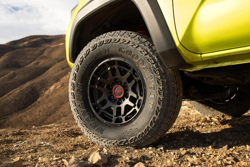 2022 Toyota Tacoma TRD Pro Wheel