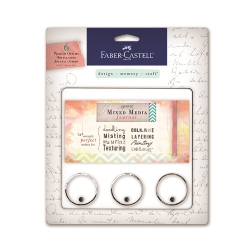 Faber-Castell Design Memory Craft  Square Journal Boards