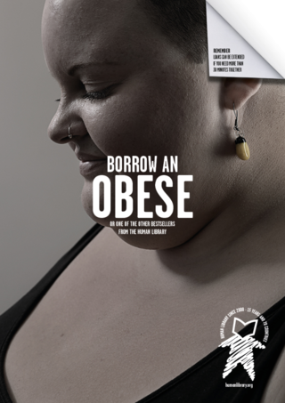 Toma prestada una obesa
