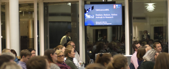 TalkScience@BL - Replace, Reduce, Refine: Animals in Research