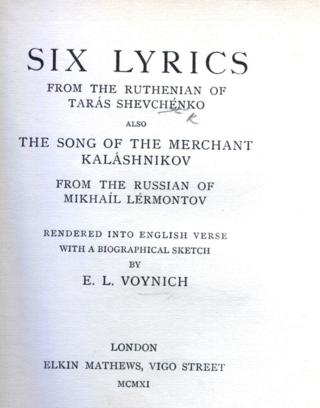 Six Lyrics And Kalashnikov European Studies Blog