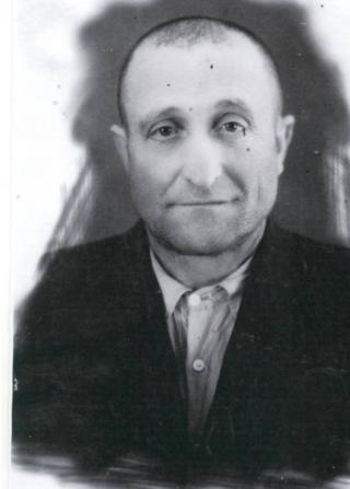 Photograoph of Zalman Podrobinok