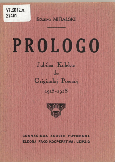 EsperantoRevolucioMihalski
