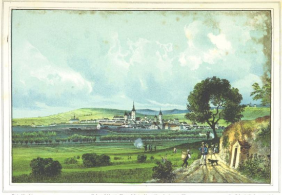 Bax Picturesque Austria Retz 10205.f.10