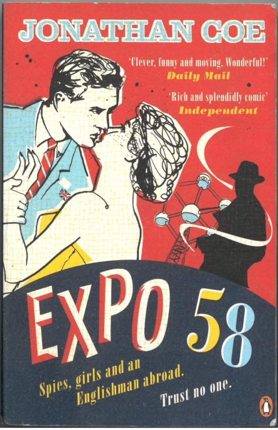 Expo 58 novel