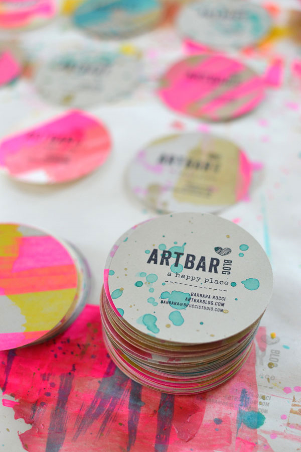 5 diy business card ideas spoonflower blog design sell your