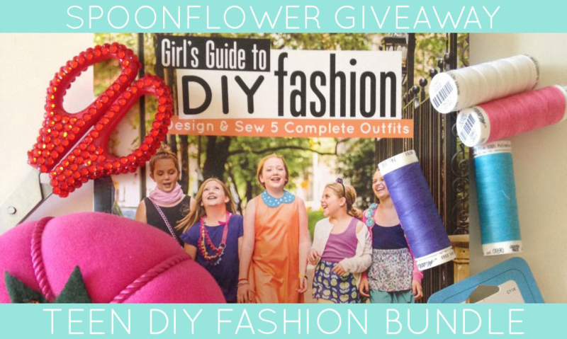 Teen DIY Fashion Bundle Giveaway