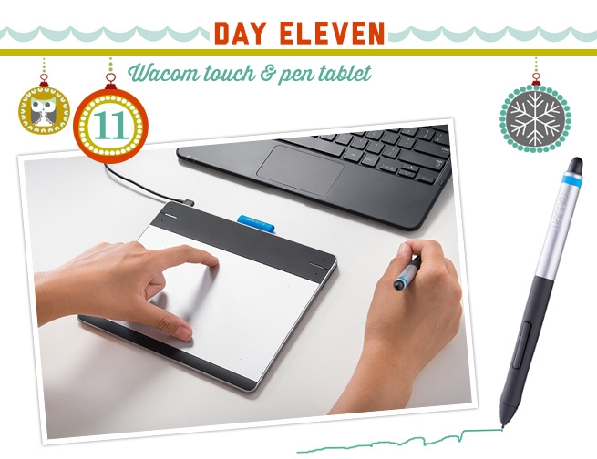 Win a Wacom Tablet!