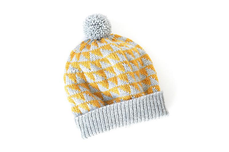 DIY Knit Hat