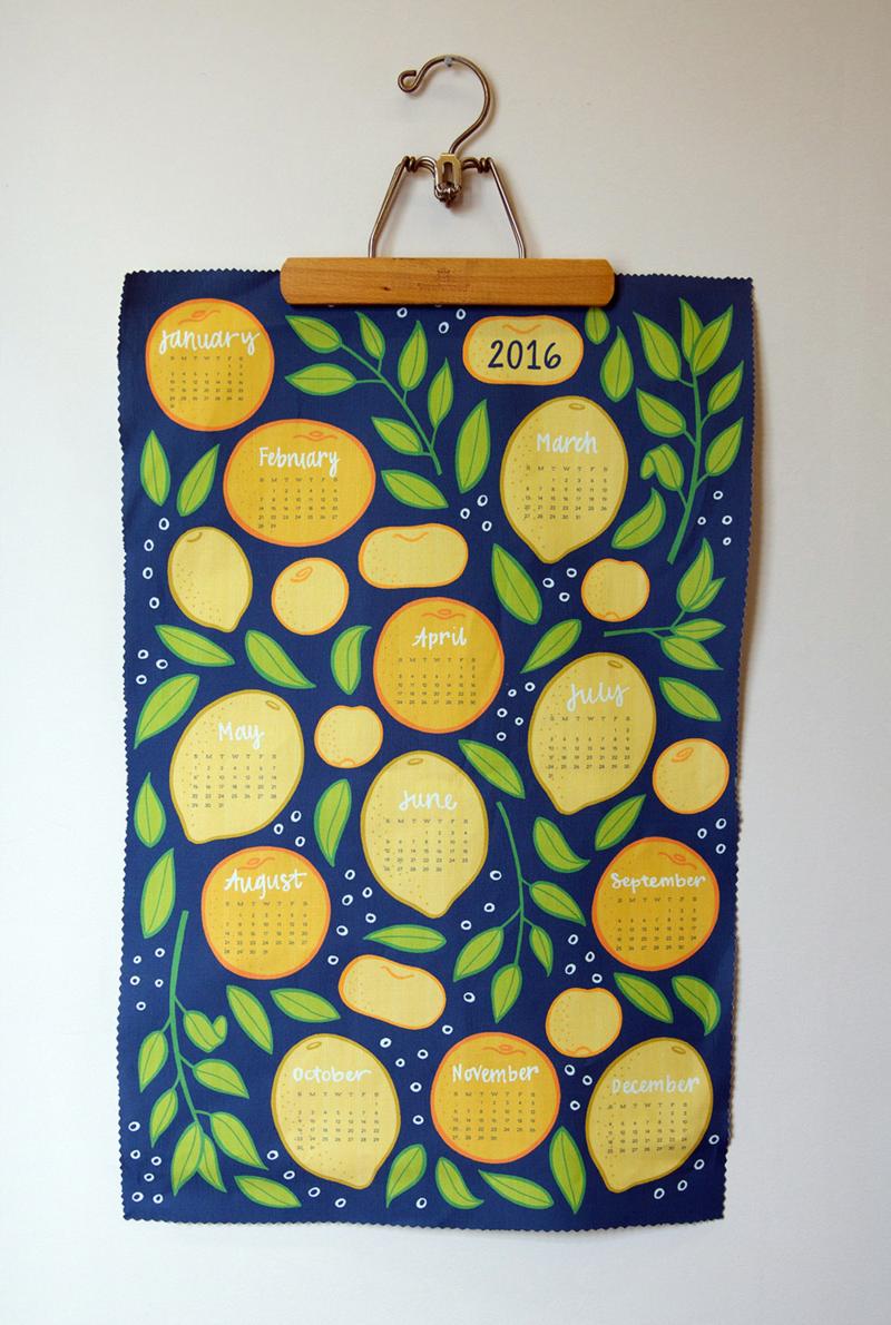 Top 10 Tea Towel Calendars
